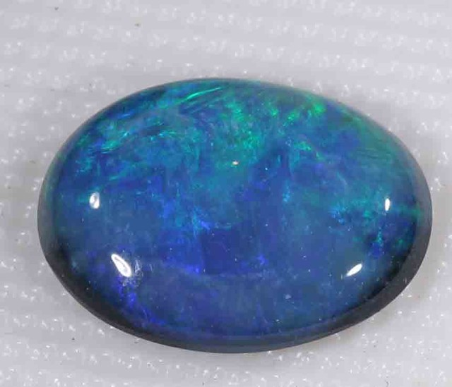 BLACK OPAL FROM LR - 2.80 CTS - NICE - $199