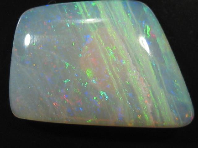 OpalWeb - Bright, Solid Crystal Opal  - 7.85Cts