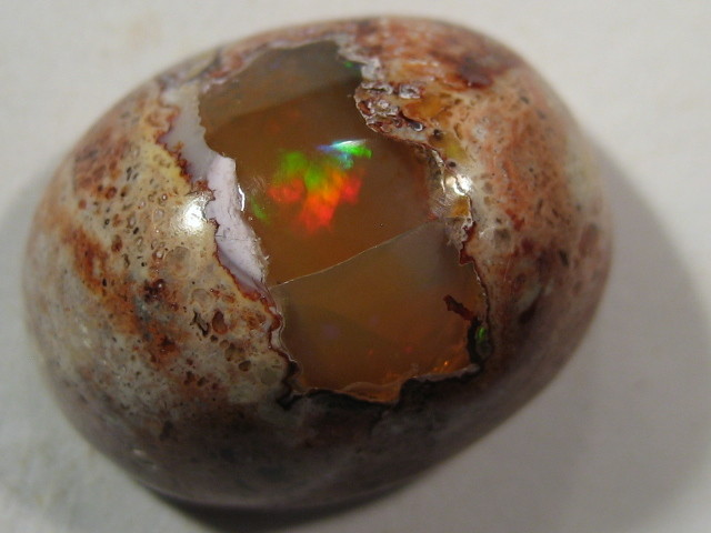 OpalWeb - Lovely Mexican Opal  - 13.25Cts.