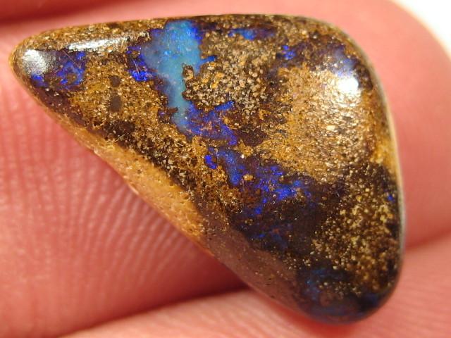 OpalWeb - Australian Boulder Opal Pendant  - 6.40Cts