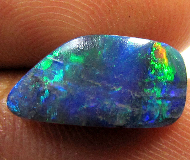 OPAL ACTUALLY BRIGHTER THAN IMAGES