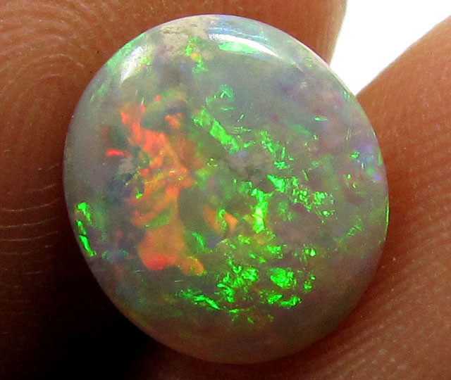 1.15 CTS BRIGHT MULTI OPAL    PL63