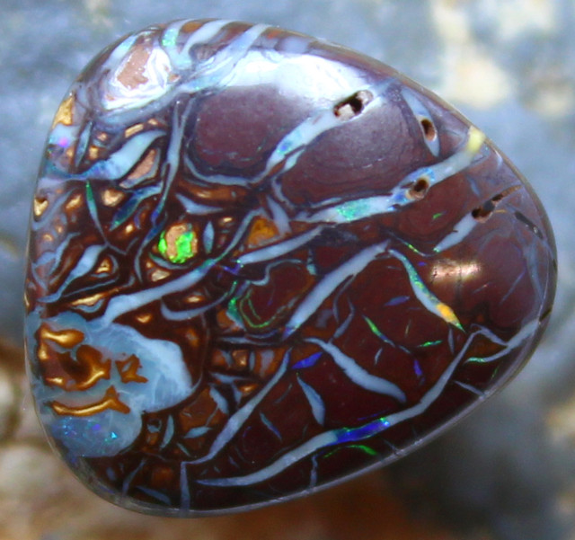6.20 CTS YOWAH OPAL GORGEOUS NATURAL APPEALING OPAL A9853