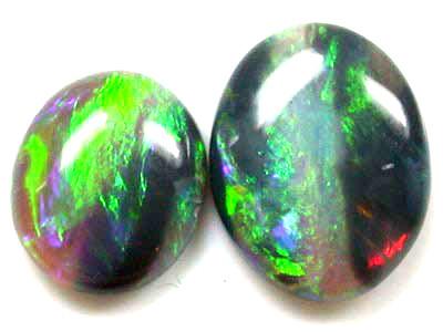 NATURAL BLACK OPAL OPAL L3084