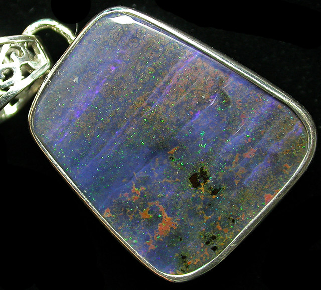 75.44 CTS BOULDER OPAL - FACTORY DIRECT [SOJ2540]