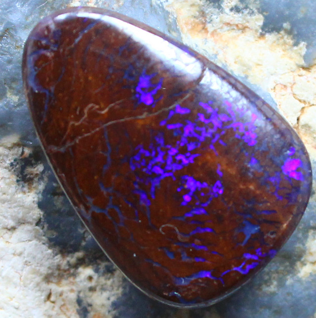 12.70 CTS YOWAH OPAL GORGEOUS NATURAL APPEALING STONE C314
