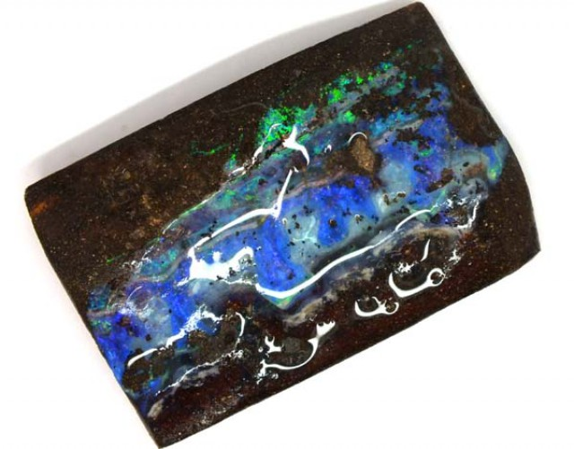 CHUNKY BOULDER ROUGH OPAL 379 CTS  DT-3640