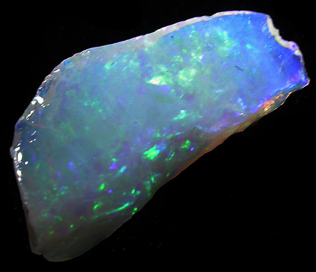 2.74 CTS BRIGHT INLAY CRYSTAL STONE [CP977]