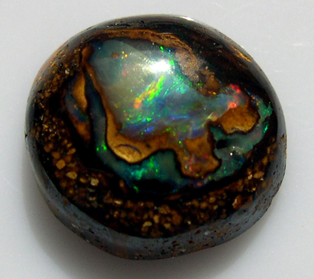 VERY NICE BOULDER OPAL 4,47 CTS