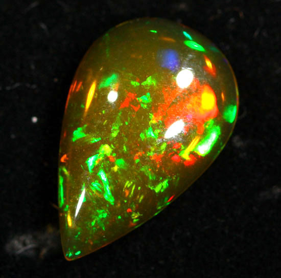 0.97 CTS BRIGHT SATURATED WELO OPAL -ETHIOPIA  [VS5764]