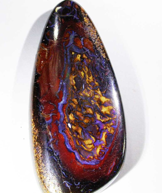 34 CTS YOWAH STONE GREAT POLISH [MS5816 ]