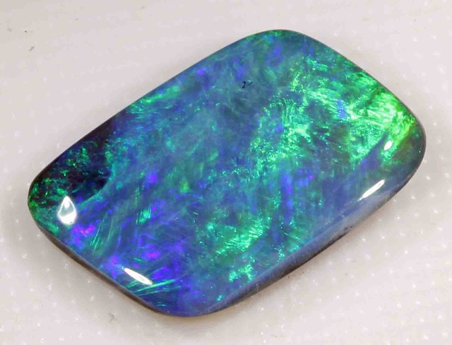 3.35 CT  BLACK OPAL FROM LR  NICE~  638173