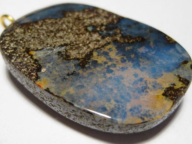 OpalWeb - Quality Boulder Opal - 27.15Cts