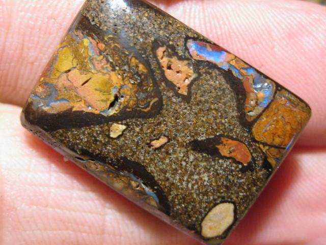 OpalWeb - Quality Boulder Matrix Opal - 44.95Cts