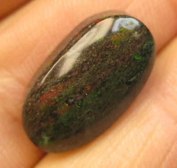 andamooka matrix opal.