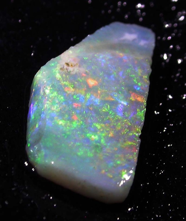 1.92 CTS PRE SHAPED ROUGH  OPAL MINTIABE  [BR2212 ]