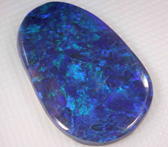 8.05 ct  BLACK OPAL FROM LR