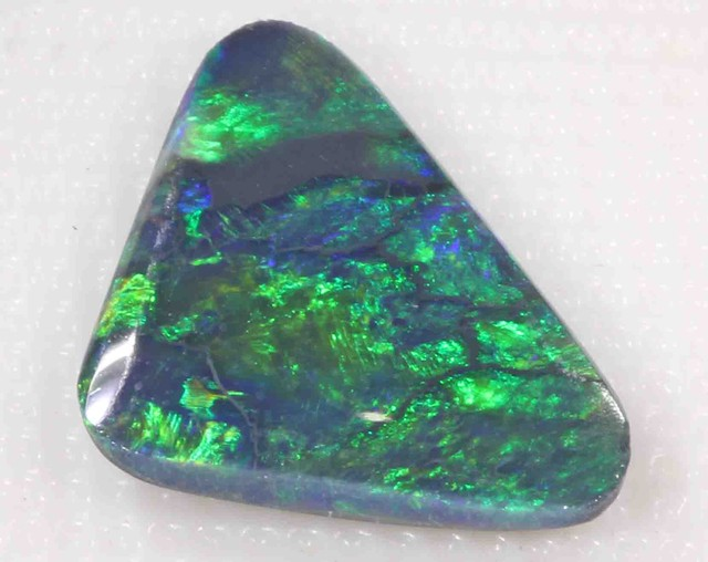 1.57 CTS BLACK OPAL FROM LR    660469