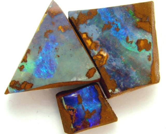 BOULDER ROUGH OPAL 44.40  CTS  DT-1534