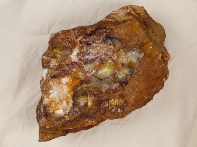 6lb (13,607ct) Mexican Jelly Opal Rough Specimen (MO1S)