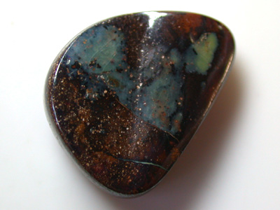 FREE SHIPPING BOULDER OPAL 4.70CT  GR1928