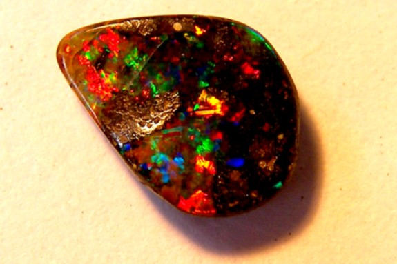 *Stop Looking-I'm the 0ne* BOULDER OPAL 1.68ct   p6-015cr