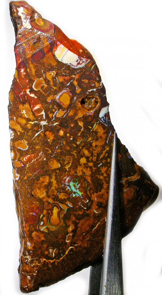 130.00 CTS YOWAH ROUGH SLAB  DEAL   [BY2762]