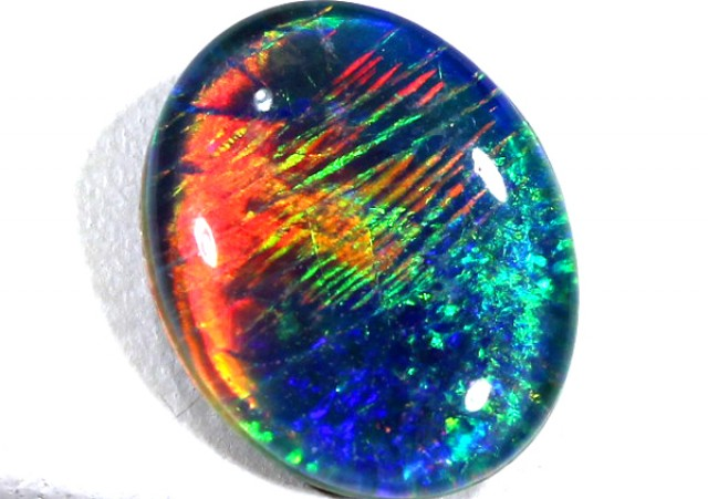1.75 CTS AAA GEM GRADE TRIPLET OPAL 1.75 CTS TBO-435