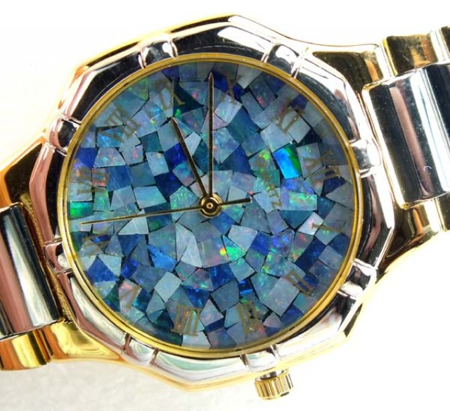 100 CTS AMAZING OPAL WATCH  TBO-631
