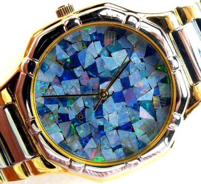 100 CTS AMAZING OPAL WATCH  TBO-634