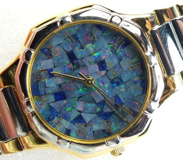AMAZING OPAL WATCH  TBO-637