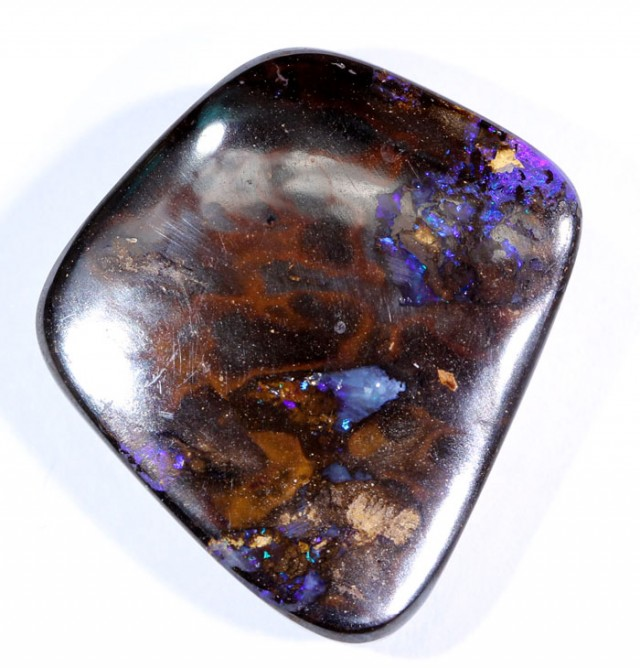31.85 cts Boulder Opal - Winton - Bright Flash (RB492)