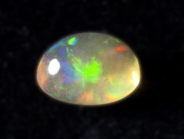 1.2ct Green/Blue Mexican Fire Opal (MO78)