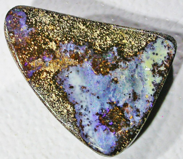 9.42 CTS  BOULDER OPAL AUSSIE POLISHED MS9512