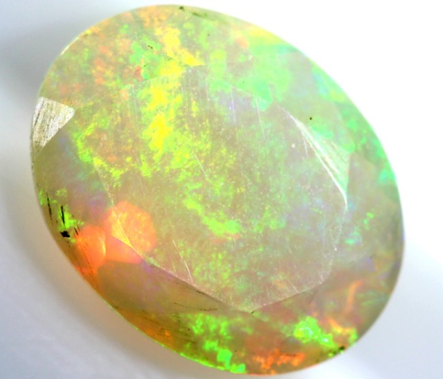 1 CTS ETHIOPIAN WELO FACETED STONE   FOB - 32