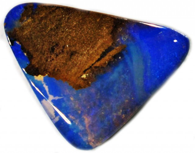 9.91 CTS  BOULDER OPAL AUSSIE POLISHED MS9482