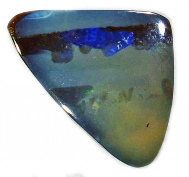 8.10 CTS  BOULDER OPAL AUSSIE POLISHED MS9609