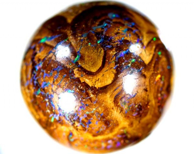 KOROIT OPAL CUT BEAD 28.85 CTS  NC-1249
