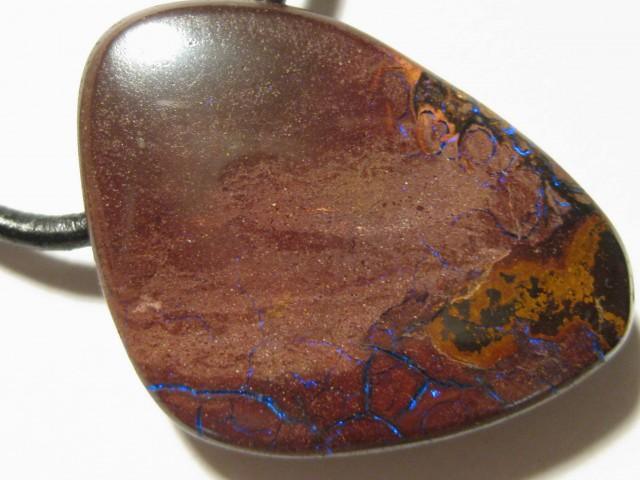 OpalWeb -Opal Miners Boulder- 43.55Cts