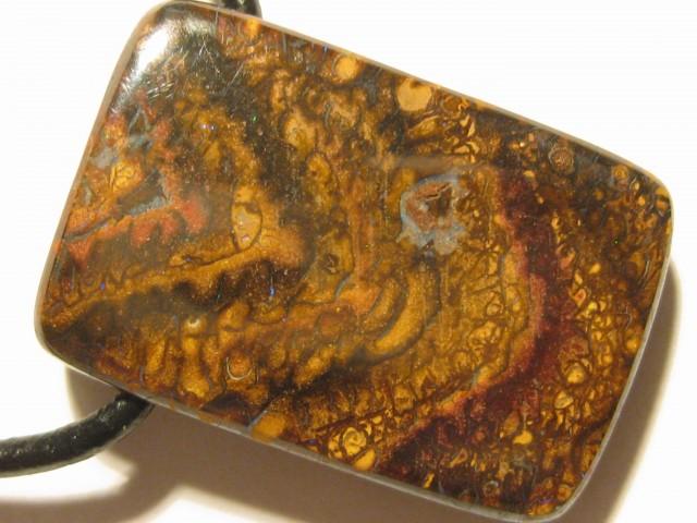 OpalWeb -Opal Miners Boulder- 43.35Cts