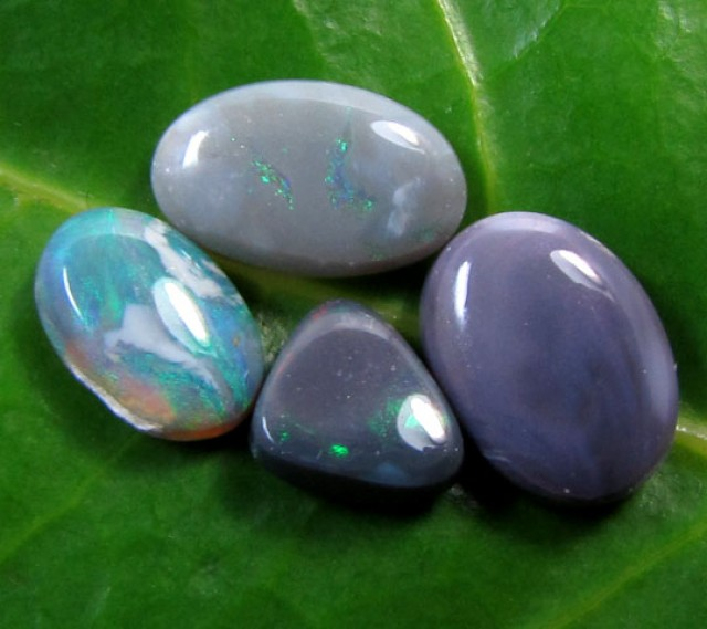 1.2 CTS BLACK OPAL 4 PIECES    PL 874