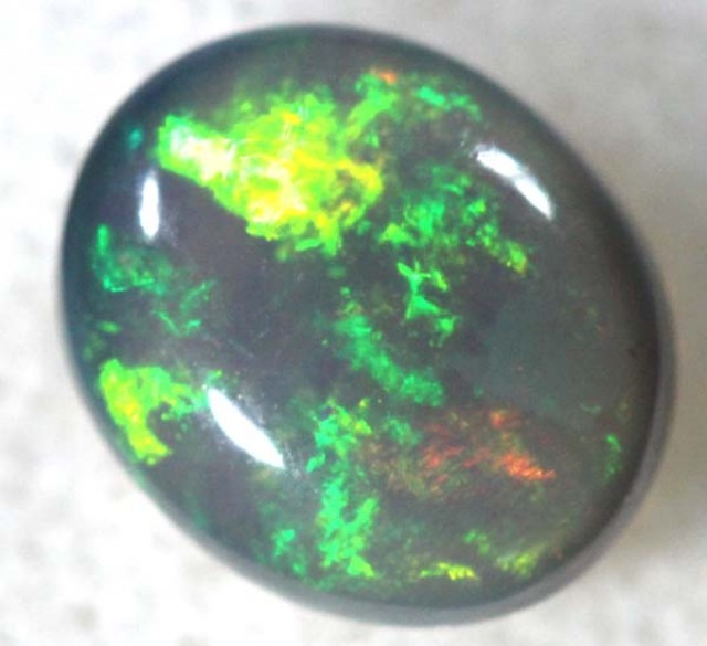 BLACK OPAL POLISHED STONE  1.05  CTS  TBO-763