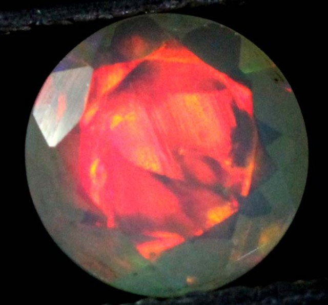 ETHIOPIAN WELO FACETED STONE 0.70 CTS FOB -70