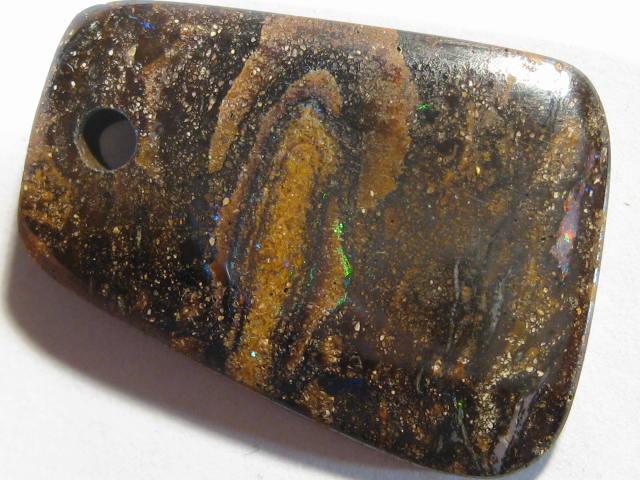OpalWeb -Opal Miners Boulder- 18.65Cts