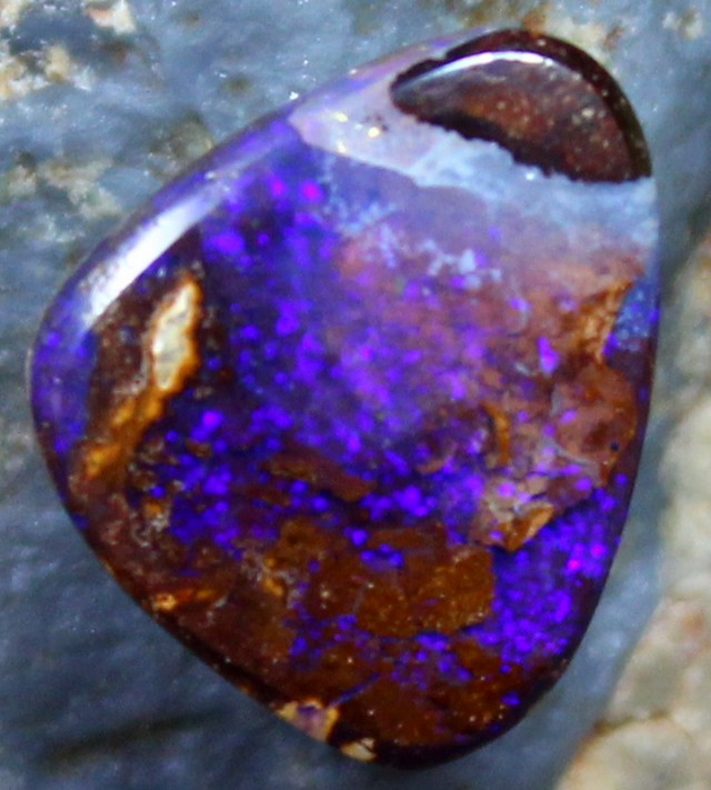 5.35 CT TOP YOWAH OPAL ELECTRIC FIRE PERFECT JEWELLER STONE C3543