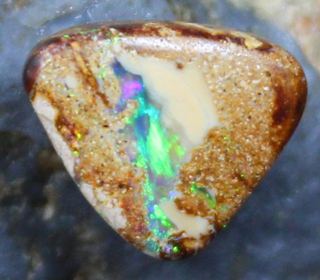 3.75 CT TOP YOWAH OPAL ELECTRIC FIRE PERFECT JEWELLER STONE C3572