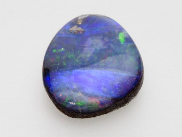 3.5ct Freeform Rainbow Rolling Boulder Opal (BO67)
