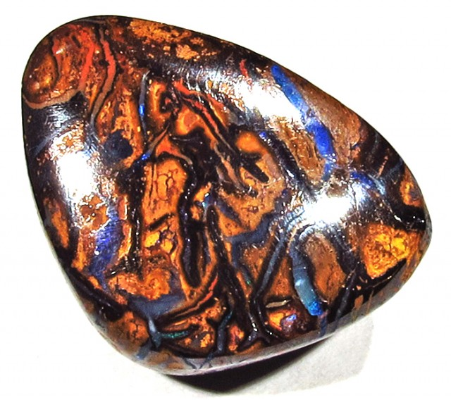 12.92 CTS  YOWAH STONE -TOP POLISH [SO435]