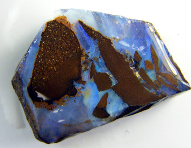 ROUGH BOULDER OPAL 23 CTS DT-4958