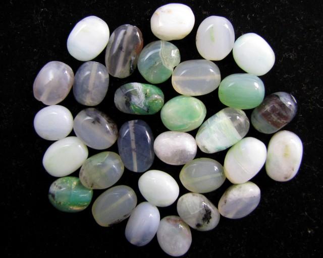 150 Cts parcel  peru Opal beads    QOM 1225